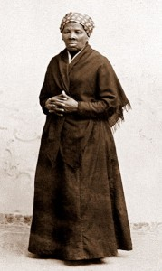 Harriet Tubman, photographed in 1885.  (Wikipedia Commons)
