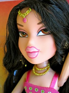 "The Bratz ""Genie Magic"" doll.  (puuikibeach, Flickr Creative Commons)"