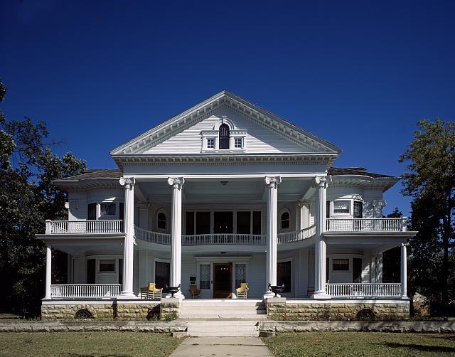 Abilene's finest abode.  (Carol M. Highsmith)
