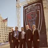 Indy Eleven Takımının İsim Verme Seremonisi