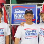 Yargıç Karahan'ın Seçim Kampanyası