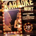 Yargıç Karahan'la Karaoke Gecesi