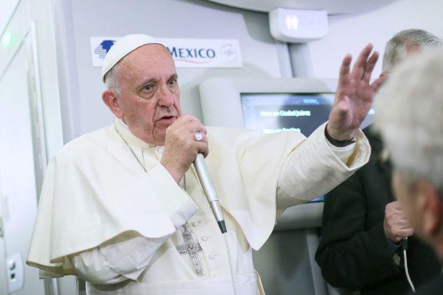 Philippines Pope Zika