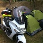 çadırlarımız ve motor