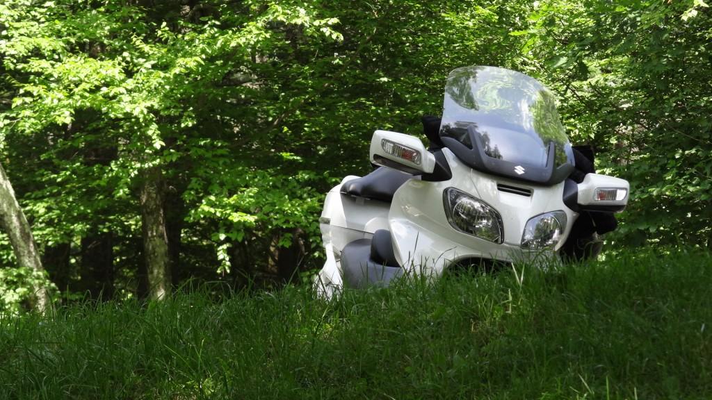 Motosikletli Kız'ın Burgy'si çayırda çimende ;)