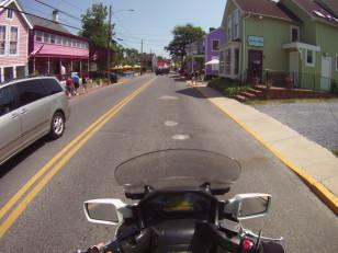 """Motosikletli Kız'ın """"action"""" kamerasından Amerika yolları :)"""