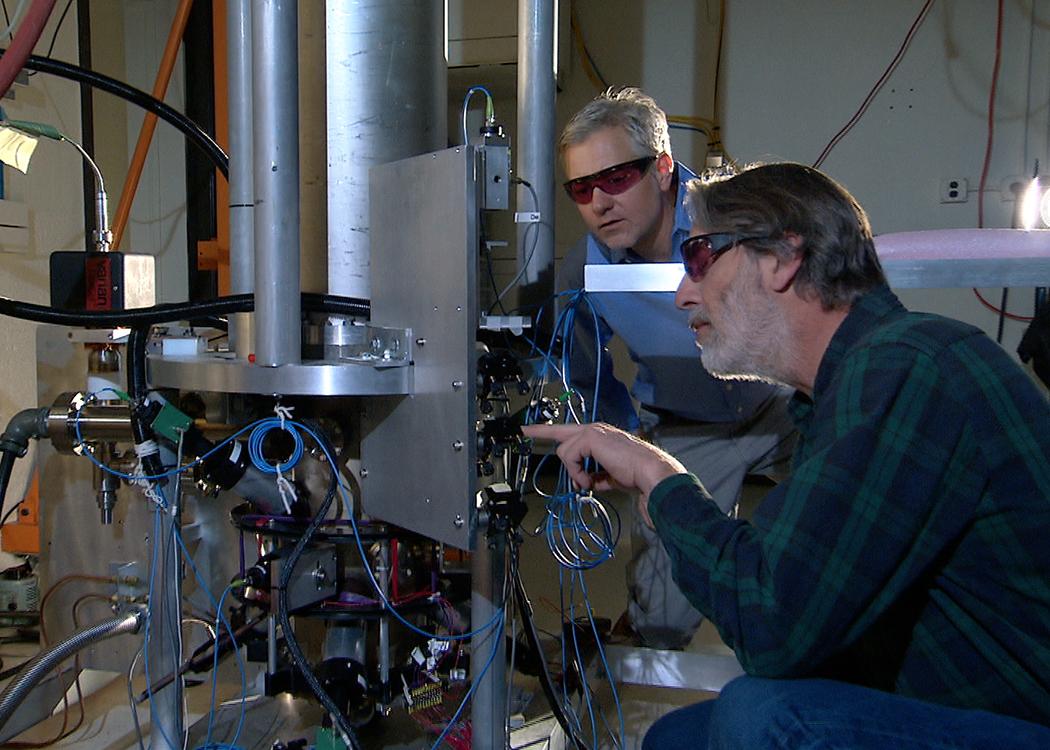 NIST atom saati