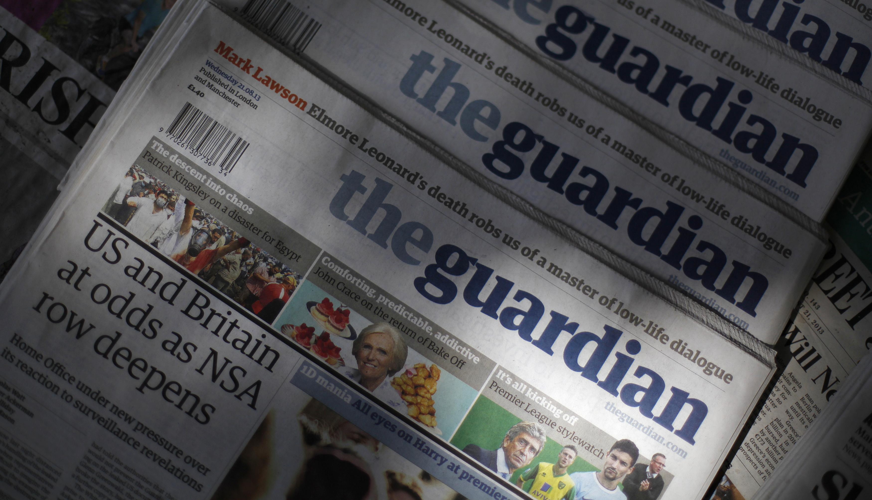 İngiliz The Guardian Gazetesi