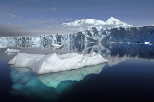 Antarktika Sheldon Buzulu