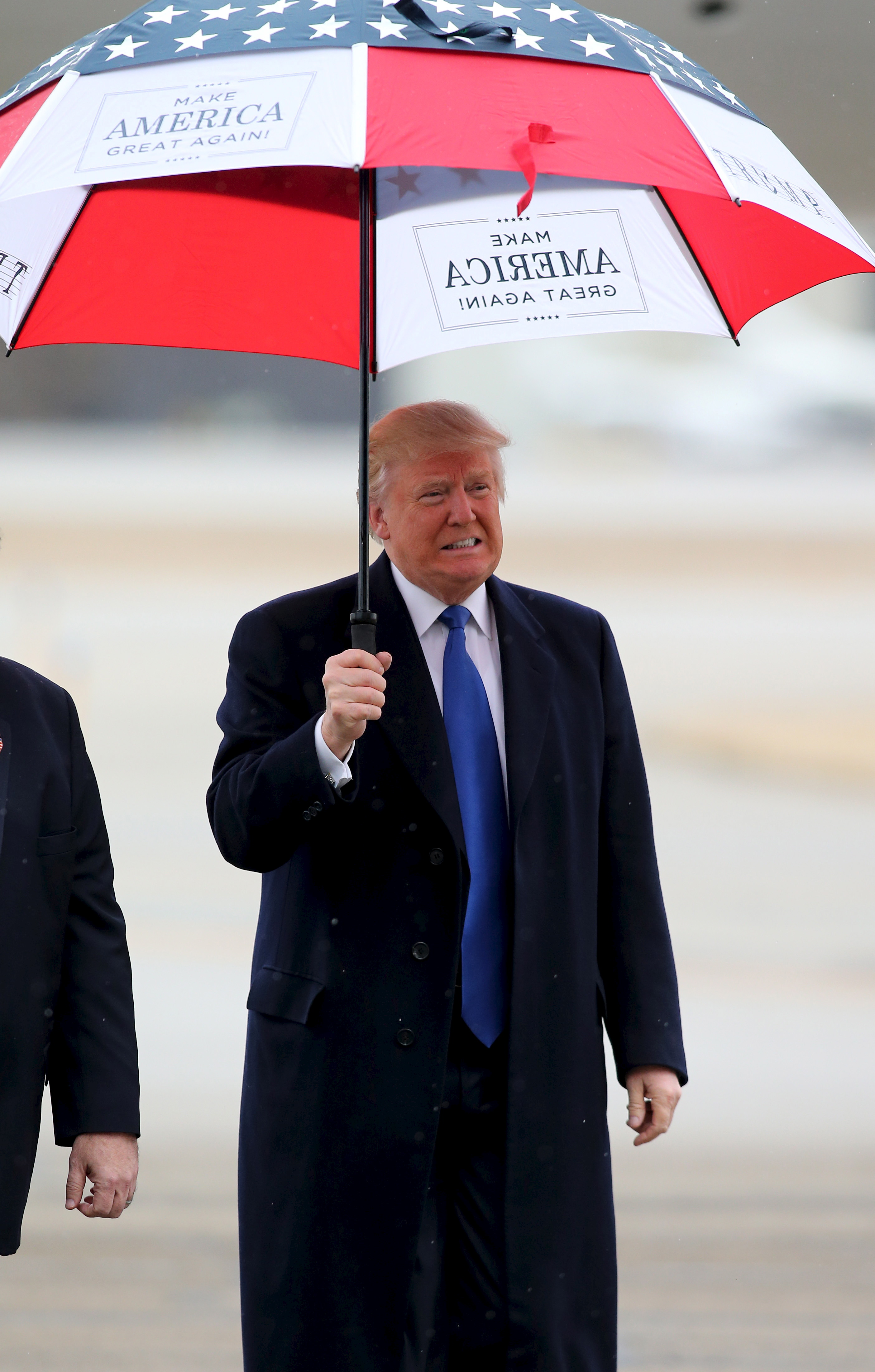 Tuesday is super us opinion and commentary republican us presidential candidate donald trump arrives to speak at a campaign rally on super tuesday publicscrutiny Image collections