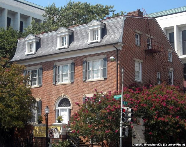The Belmont-Paul Women's Equality National Monument is located at what had been known as the Sewall-Belmont House, in the Capitol Hill neighborhood, in Washington, D.C.