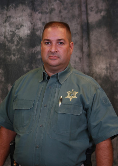 This undated photo made available by the East Baton Rouge Sheriff's Office shows deputy Brad Garafola, identified as one of the police officers killed in a shooting early Sunday, July 17, 2016, in Baton Rouge, Louisiana. (East Baton Rouge Sheriff's Office via AP)