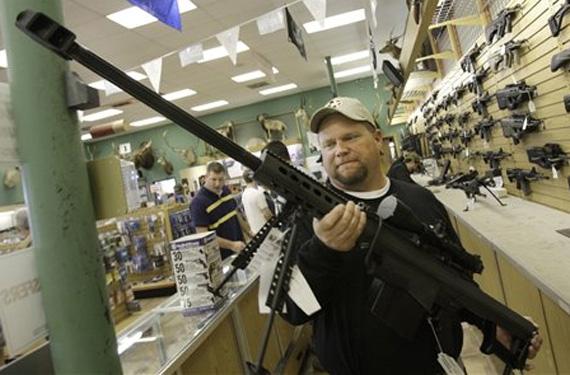 Terror Attacks Prompt Spike in Gun Sales - Enough Guns to