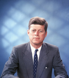 President John F. Kennedy (AP Photo)