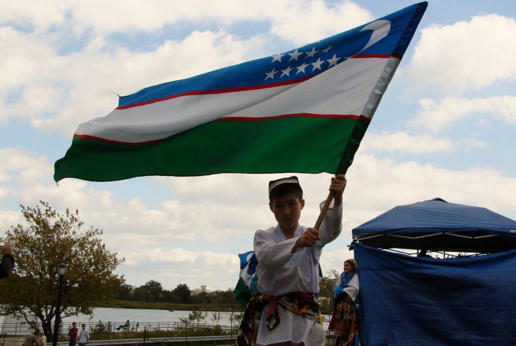 Uzbek identity