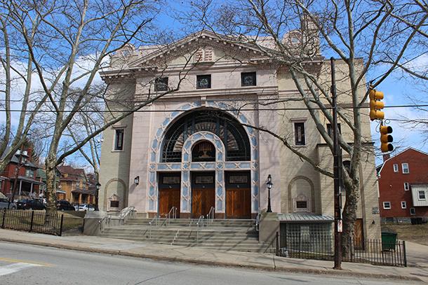 Yahudiylar sinagogasi, Pitsburg.