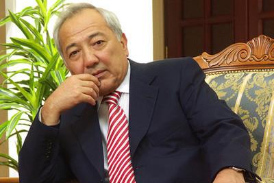 O'zbekiston Futbol Federatsiyasi prezidenti Mirabror Usmanov