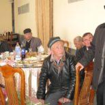 Shoir Ilash To'ychi so'zga chiqqanida qirg'iz oqinidan qolishmaydi