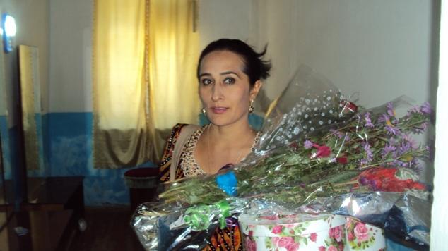 Aktrisa Muhayyo Otayeva