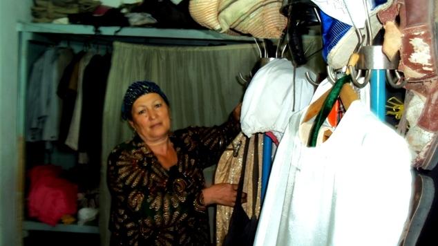 Teatr kostyumeri  Shomatova Matluba