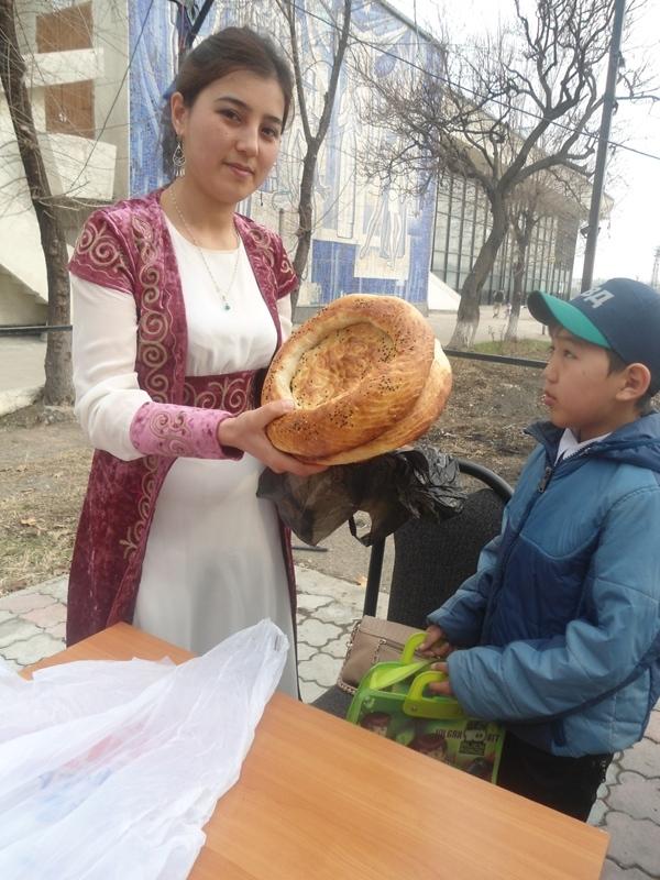 Non. Yoshlik. Bahor… O'sh, mart, 2014
